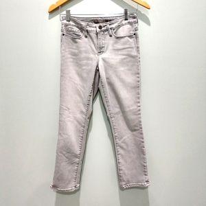 Athleta size 2p jeans gray